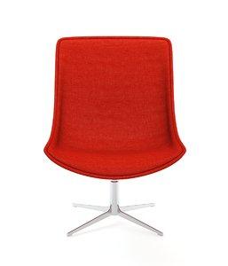 3d vika chair
