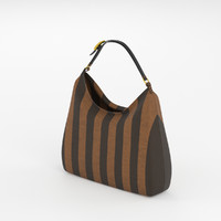 Fendi Bag Pequin Shoulder