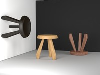 Berger and Méribel stool