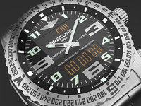 Breitling Emergency II Mens Watch