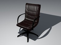 office chair 3d c4d