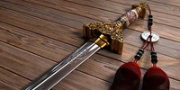 chinese sword