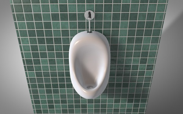 toilet 3d model