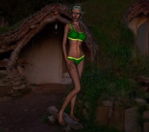 3d faerie