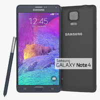 Samsung Galaxy Note 4 Flagship Smartphone