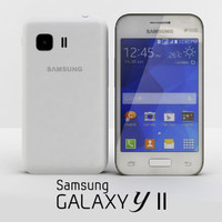 3ds max samsung galaxy young 2