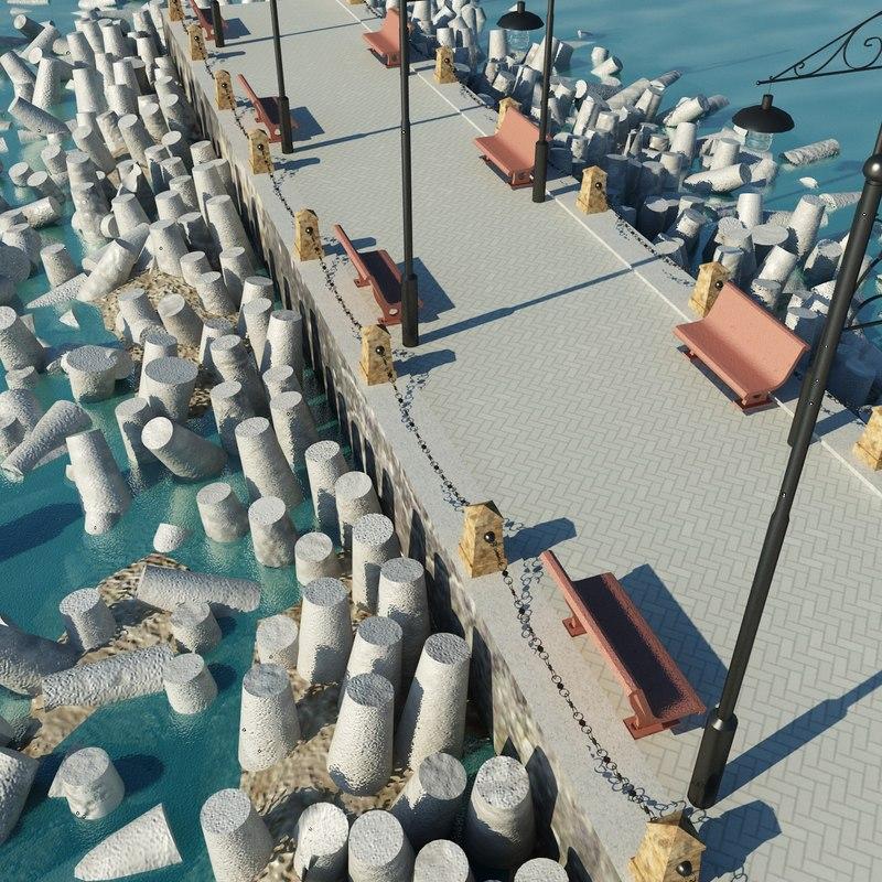 dock scene m max