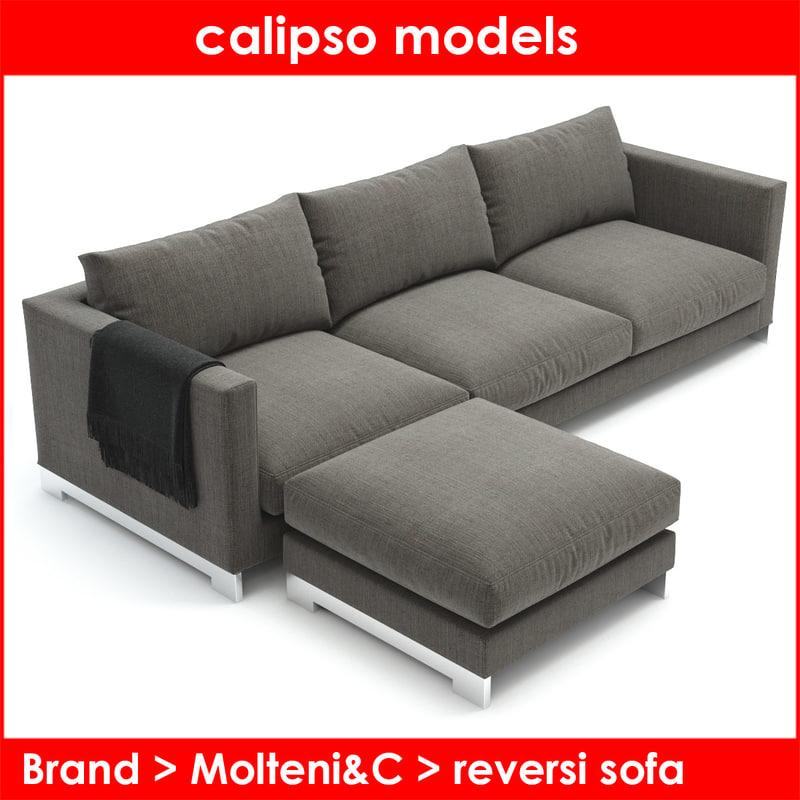 3d reversi molteni c model
