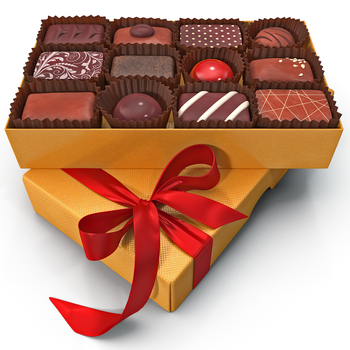 chocolates 2 3d 3ds