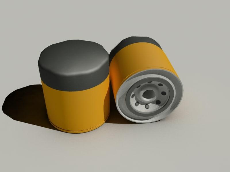 max oil filter