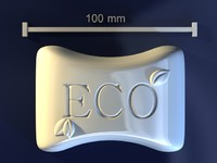 eco mold hand obj
