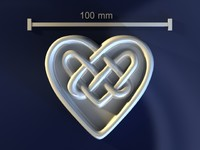 love knot 3d max