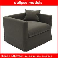 3d model of maxalto simpliciter