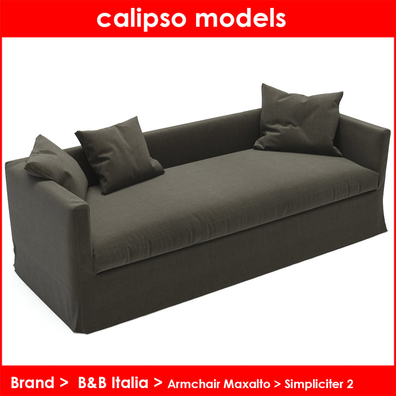 maxalto simpliciter 3d model