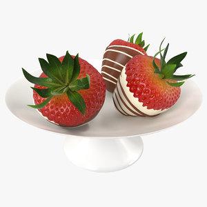 chocolate covered strawberries max