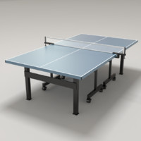 3ds max table tennis