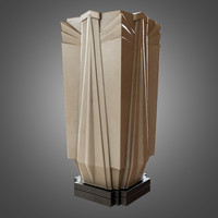 Art Deco Vase (Game Ready)