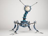 3d robot 4af299