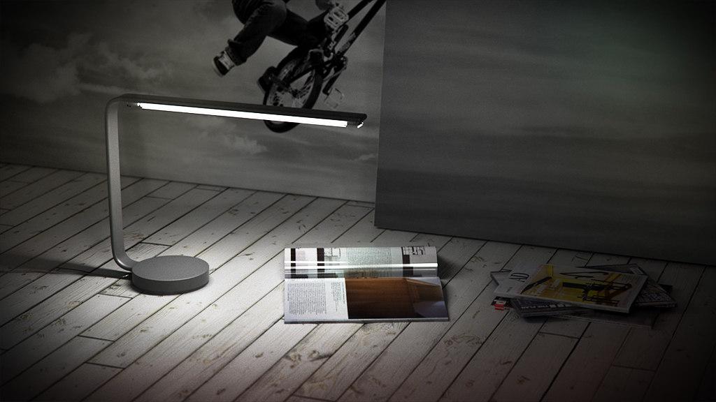 artemide table 3 3d model