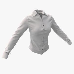 3d 3ds womens shirt