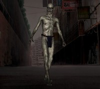 Zombie Male