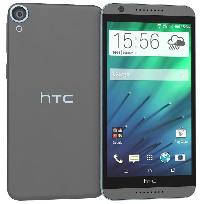 htc desire 820 black 3d max