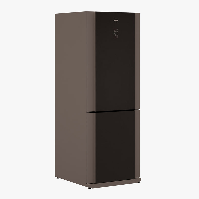arcelik refrigerator 3d model