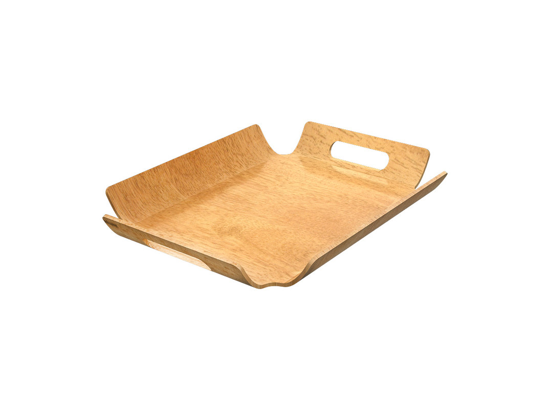 wooden tray max