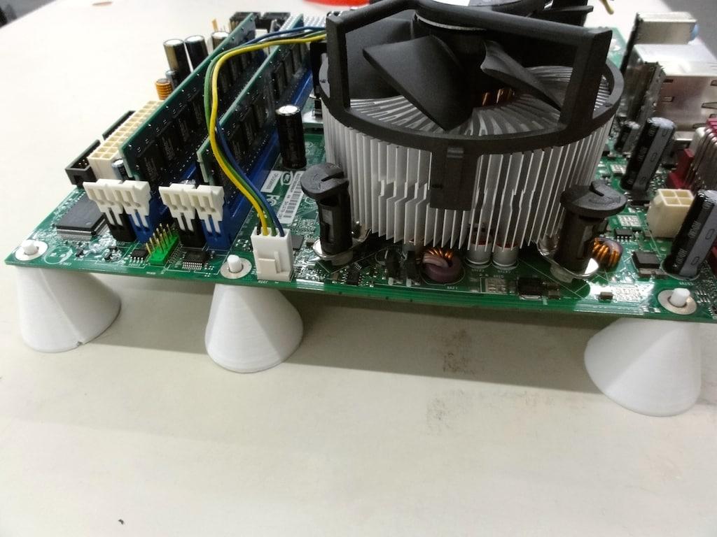 test run pc components 3d 3ds