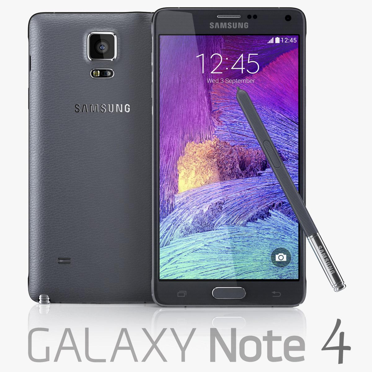 3ds samsung galaxy note 4