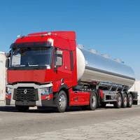 Renault T Tanker Truck
