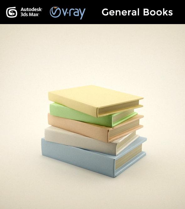 books modeled max