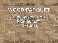 Wood Parquet Textures