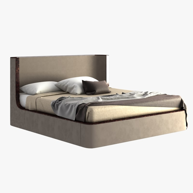 3d presotto callas bed