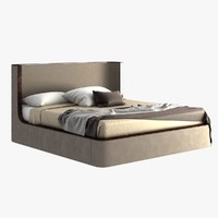3d presotto callas bed