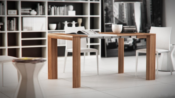 free c4d mode calligaris mistery 150 cm