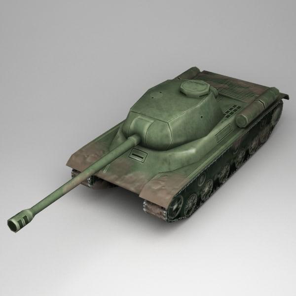 3dsmax tank