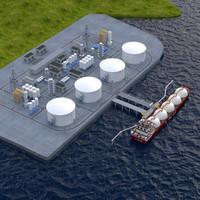 LNG Port