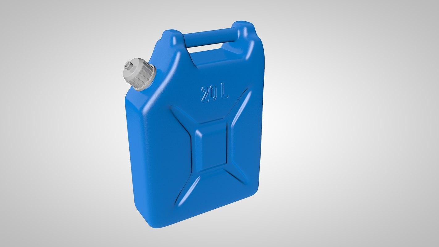 c4d 20 plastic water