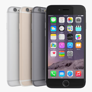max apple iphone 6 space