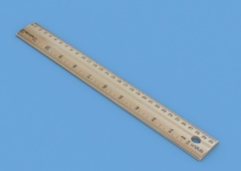 ruler inched max