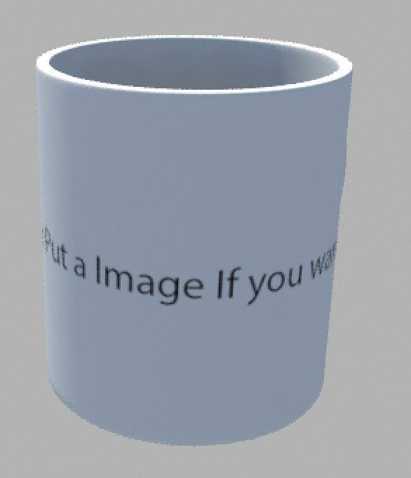 mug obj
