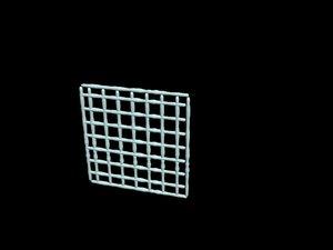 3d grating grid