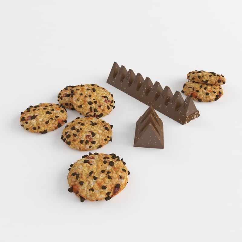 max chocolate cookies