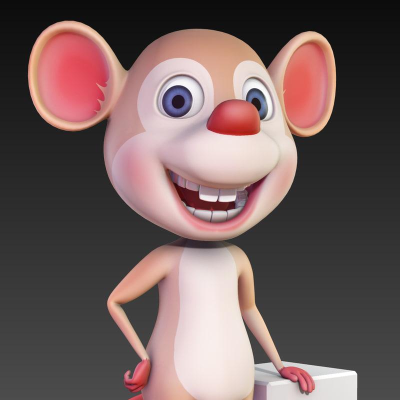 3d cartoon animation use