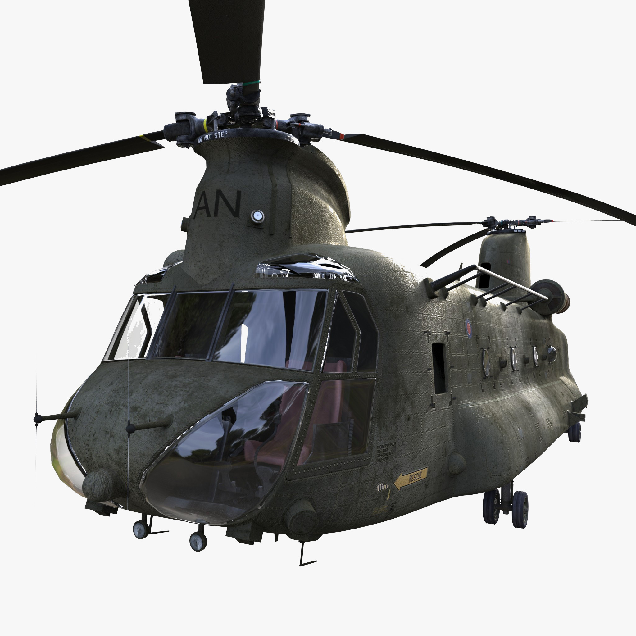 3d chinook ch