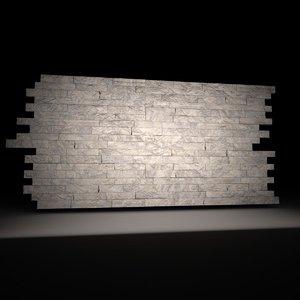 3d model stone 3
