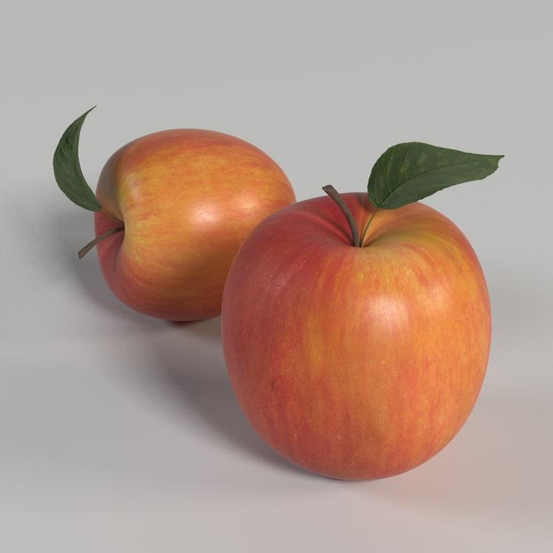 max apple leaf