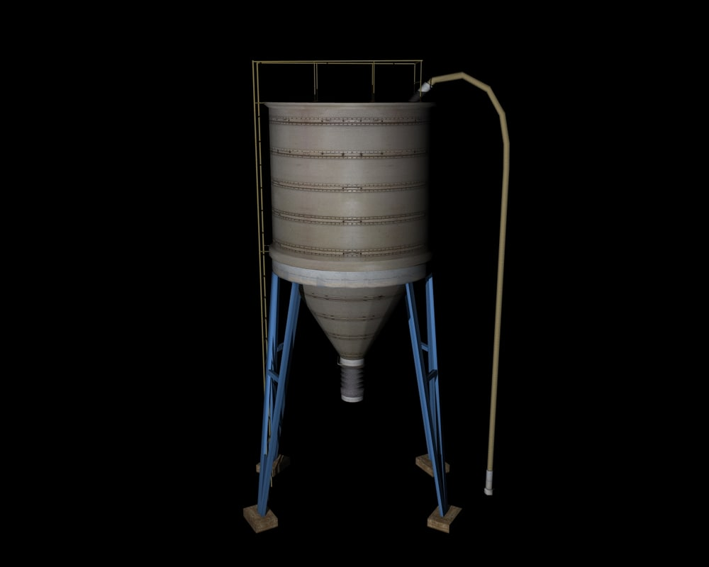 3dsmax silo