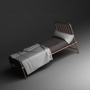 bed medical 3ds